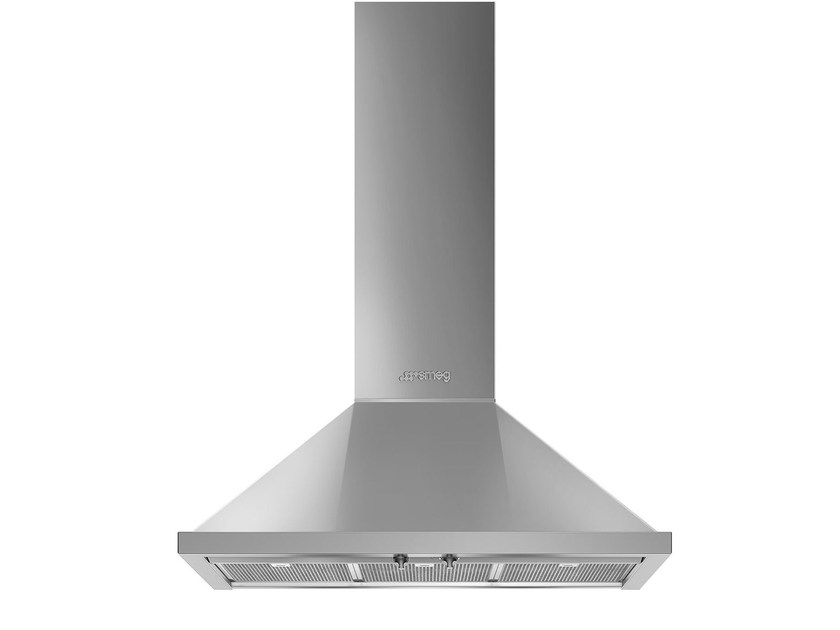 Wall-mounted cooker hood PORTOFINO KPF9 | Cooker hood by Smeg