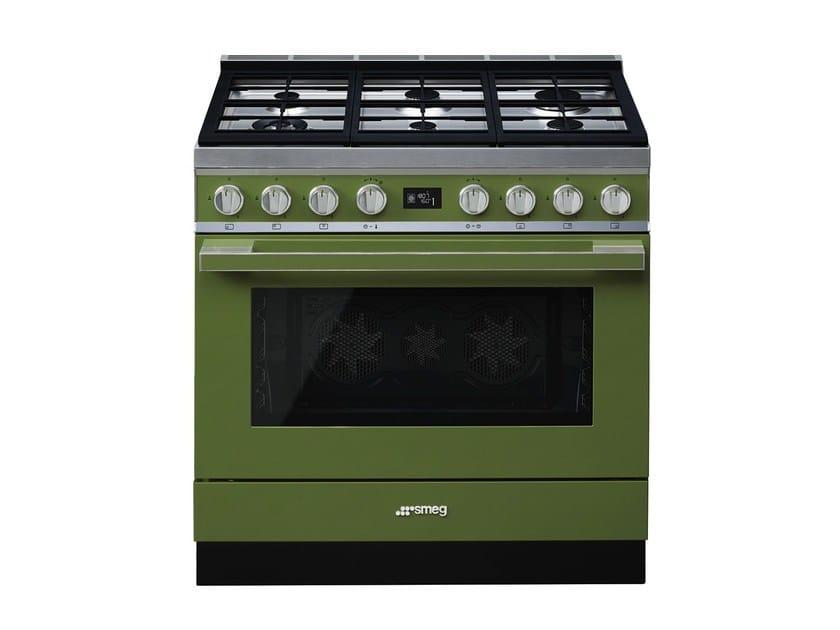 Kitchen unit PORTOFINO CPF9GM by Smeg