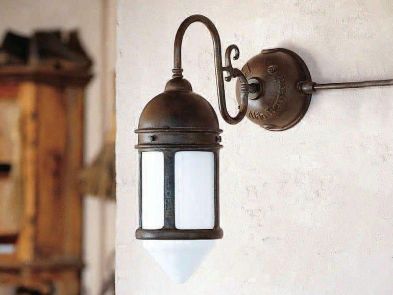 Metal wall lamp POSTIÈRLA | Wall lamp - Aldo Bernardi