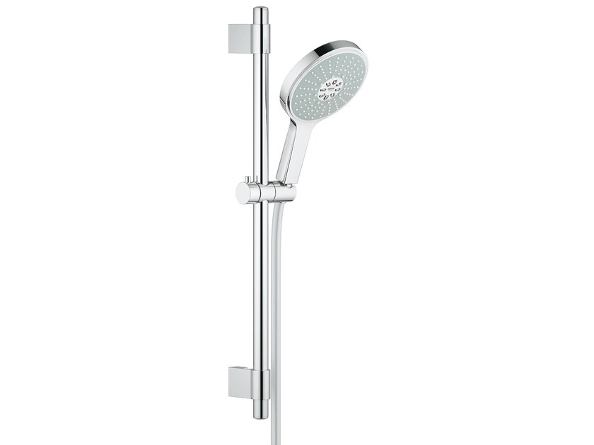 Wall-mounted handshower with shower wallbar for shower POWER&SOUL™ | Wall-mounted handshower by Grohe