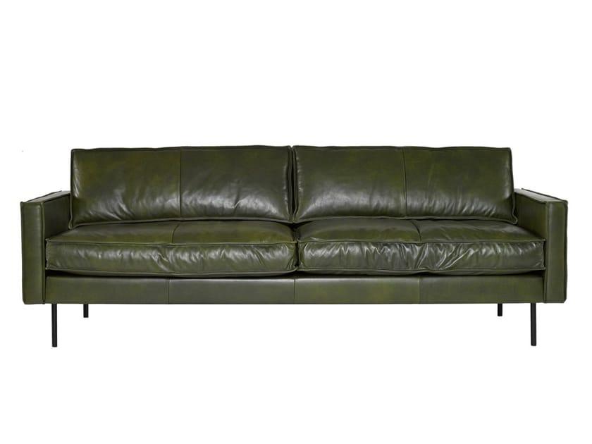 Leather sofa PPNO.1 - Pols Potten