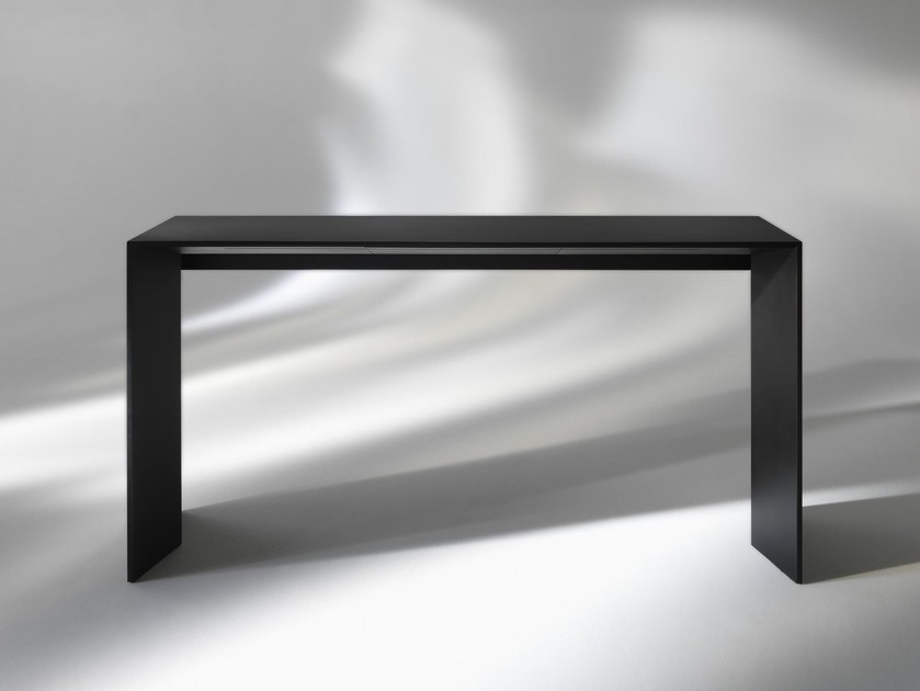 Rectangular console table with drawers PRAIA by ALBEDO