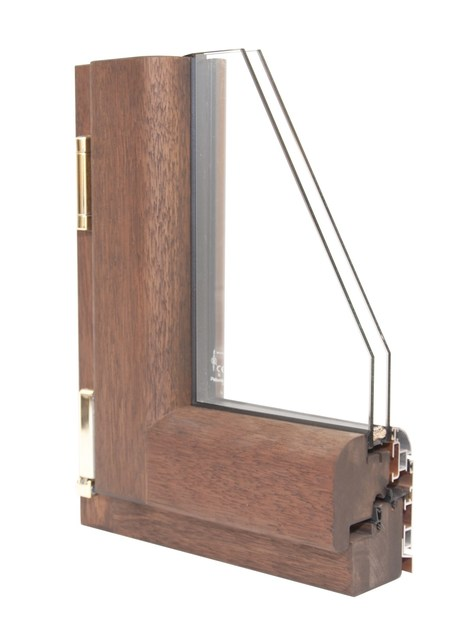 Infissi in legno-alluminio PRESTIGE - SIDEL