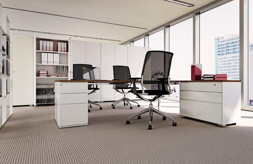 Mobile ufficio modulare con serratura primo laterals for Mobile ufficio con serratura