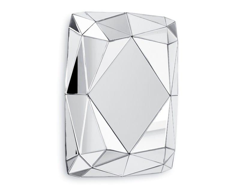 Specchio rettangolare a parete PRINCESS CUT - Reflections Copenhagen