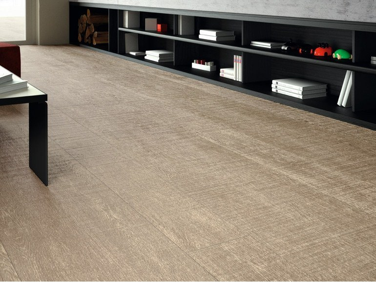 Porcelain stoneware wall/floor tiles with wood effect PRINTS VESTIGE 2.0 - INALCO - INDUSTRIAS ALCORENSES CONFEDERADAS