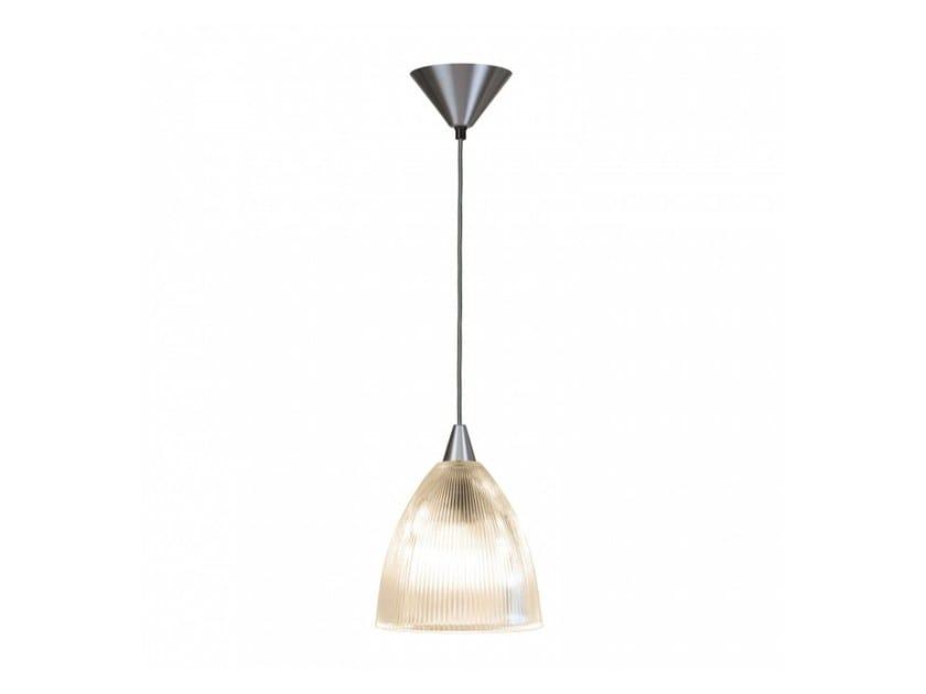 Direct light glass pendant lamp with dimmer PRISMATIC LARGE - Original BTC