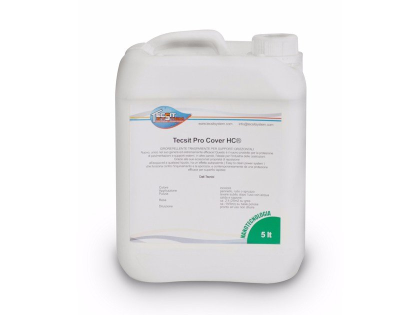 Flooring protection PRO COVER HC - Tecsit System®