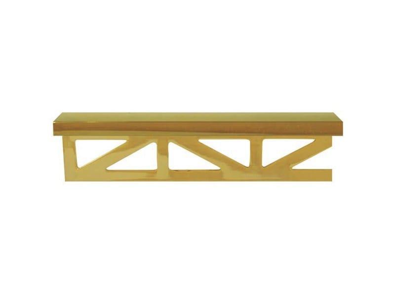 Decorative edge profile for walls PRO-MATE 5 GOLD - Butech
