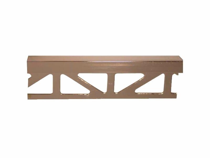Decorative metal edge profile for walls PRO-PART   Decorative edge profile by Butech