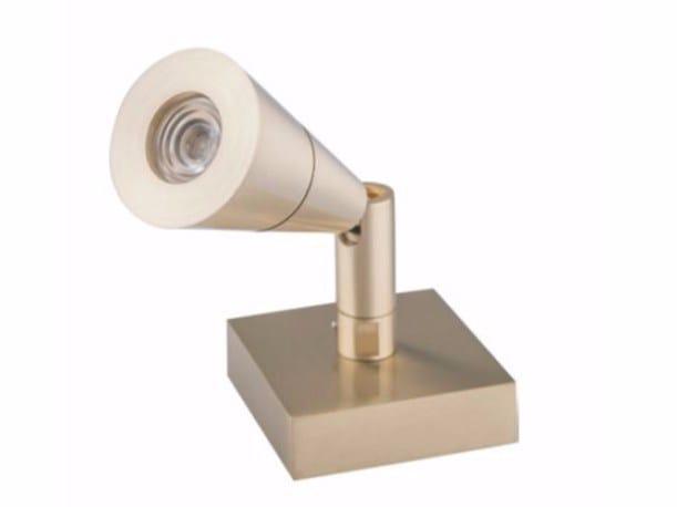Lampada da tavolo a LED in metallo PRO - TEKNI-LED