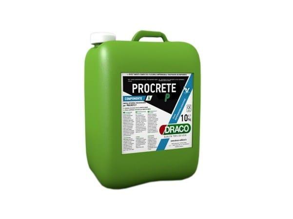 Surface protector for concrete PROCRETE P - DRACO ITALIANA