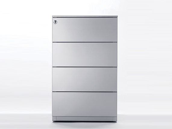 Metal office drawer unit PROFESSIONAL - Dieffebi