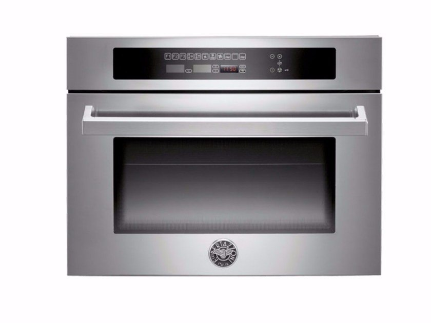 Combi- built-in microwave oven PROFESSIONAL - F45 PRO MOW X - Bertazzoni