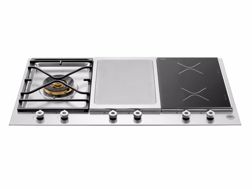 Built-in hob PROFESSIONAL - PM36 1 IG X - Bertazzoni