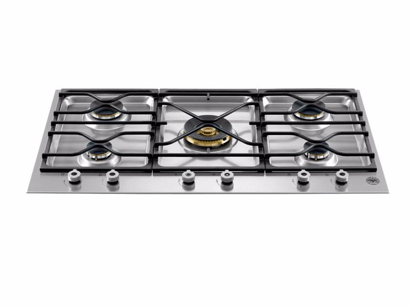 Gas built-in hob PROFESSIONAL - PM36 5 00 X - Bertazzoni
