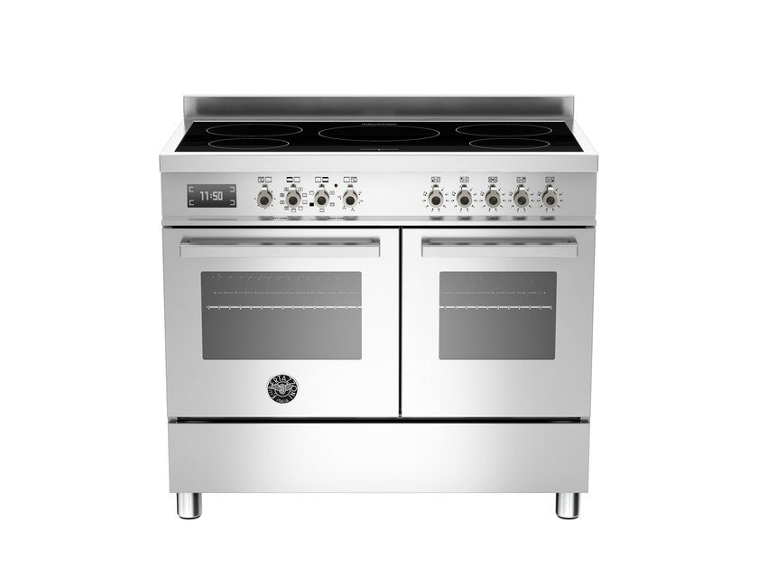 Professional cooker PROFESSIONAL - PRO100 5IND MFE D by Bertazzoni