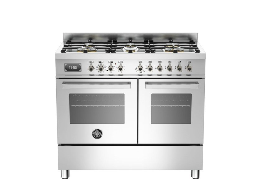 Professional cooker PROFESSIONAL - PRO100 6 MFE D by Bertazzoni