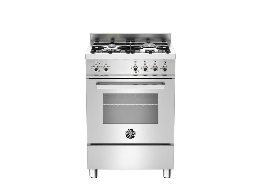 Cooker PROFESSIONAL - PRO60 4 GEV S XE by Bertazzoni