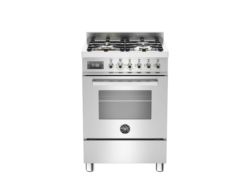 Professional cooker PROFESSIONAL - PRO60 4 MFE S by Bertazzoni