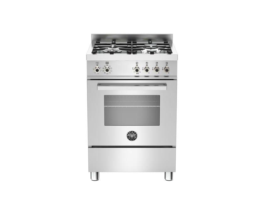 Cucina a libera installazione PROFESSIONAL - PRO60 4 MFE S XE - Bertazzoni