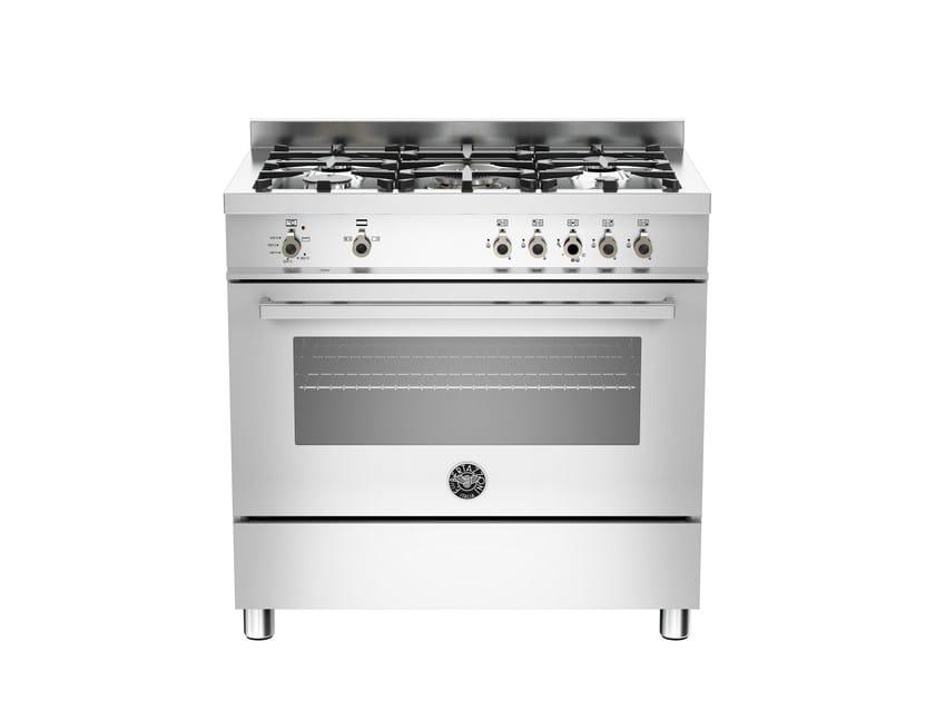 Cooker PROFESSIONAL - PRO90 5 GEV S XE - Bertazzoni
