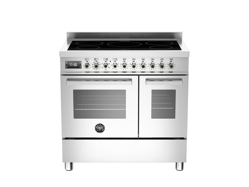 Professional cooker PROFESSIONAL - PRO90 5IND MFE D by Bertazzoni