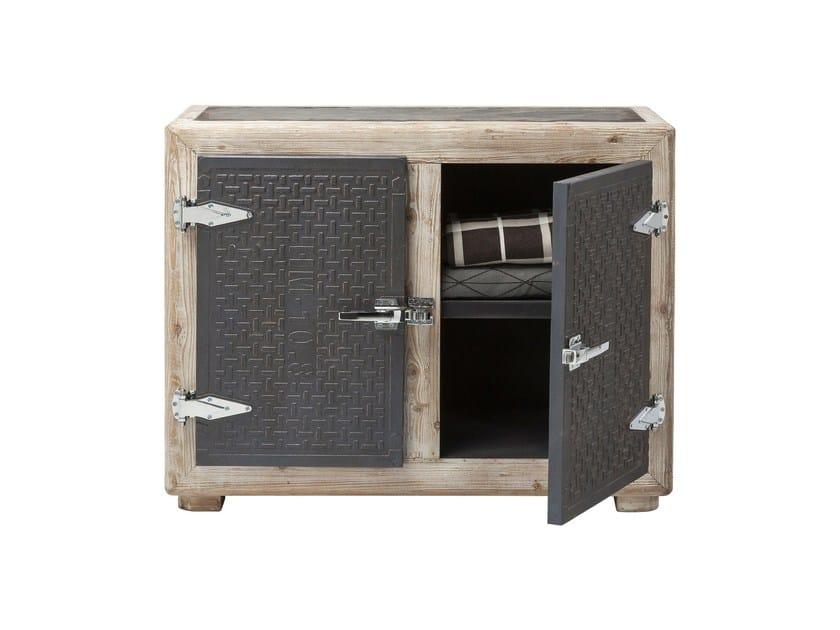 Spruce sideboard with doors PROFILE | Sideboard - KARE-DESIGN