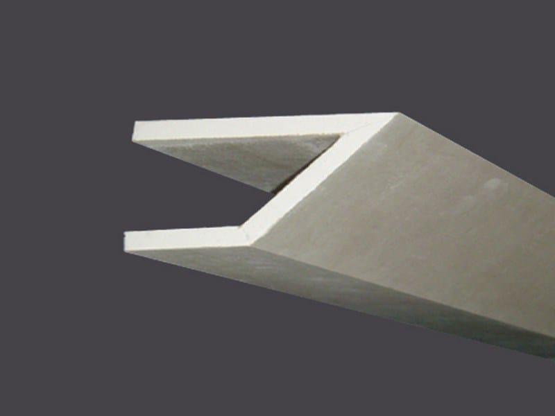 Cornices in plasterboard PROFILGIPS CORNICE 135° 2.00 M - Gyps