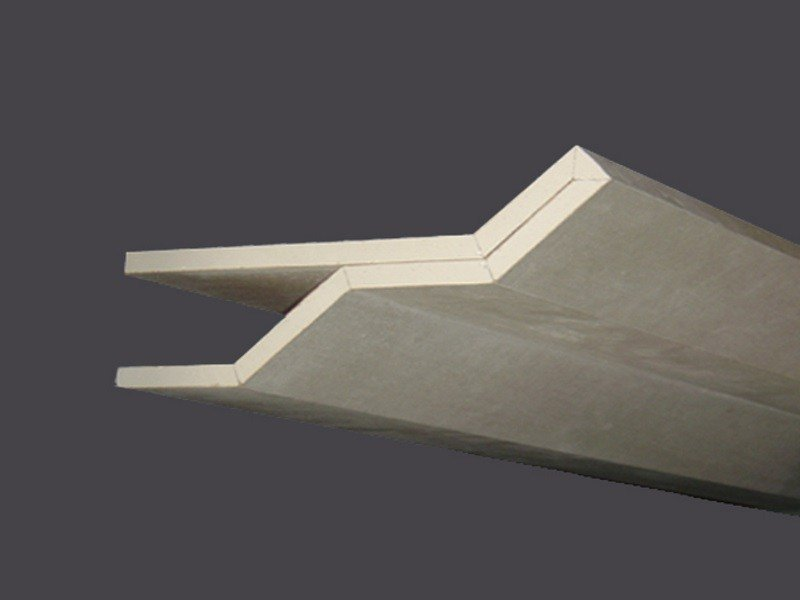 Cornices in plasterboard PROFILGIPS CORNICE NEON HOUSING 135° - Gyps