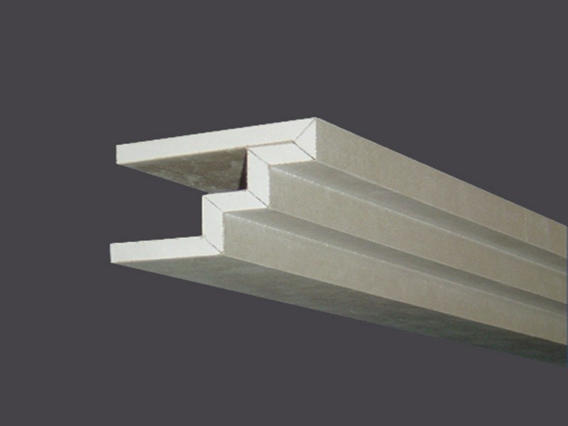 Cornices in plasterboard PROFILGIPS CORNICE WITH STEPS 2.00 M - Gyps