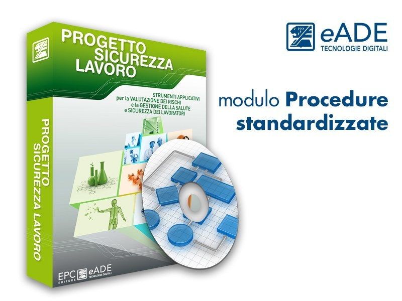 Company safety STANDARD PROCEDURES module - EPC