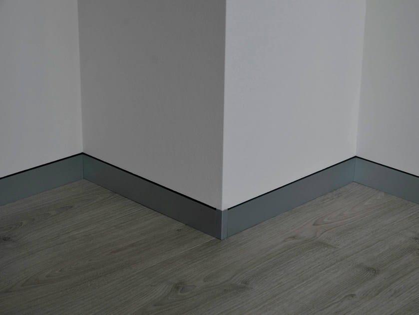 battiscopa in alluminio con led prolight metal line 88 i6l a profilpas. Black Bedroom Furniture Sets. Home Design Ideas