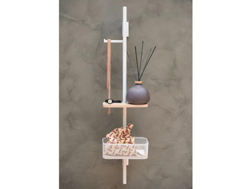 Bathroom wall shelf PROP - EVER by Thermomat Saniline