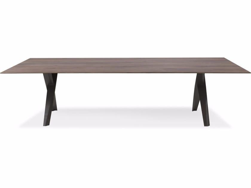 Rectangular table PROPELLER   Table - Joli