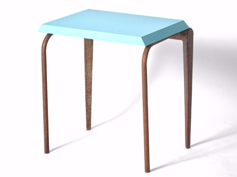 Rectangular side table PROUVÉ - MALHERBE EDITION