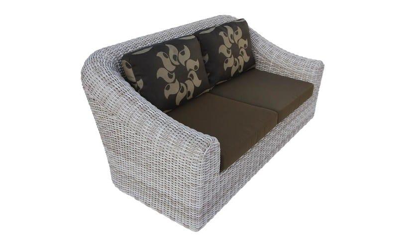 3 seater garden sofa PROVENCE | 3 seater sofa - Sérénité Luxury Monaco