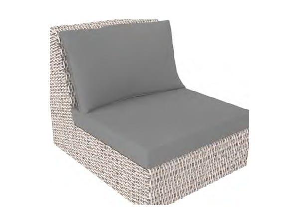Sunbrella® garden armchair PROVENCE | Armchair - Sérénité Luxury Monaco