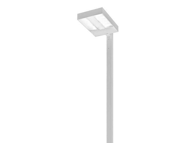 Aluminium street lamp PROVOCA | Garden lamp post by Artemide