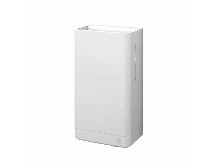 Polypropylene Jet hand dryer PUBLIC | Electric hand-dryer - TOTO