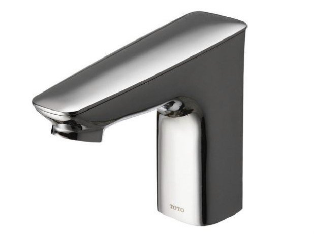 Electronic Thermostatic Tap for public WC PUBLIC | Electronic Tap for public WC - TOTO
