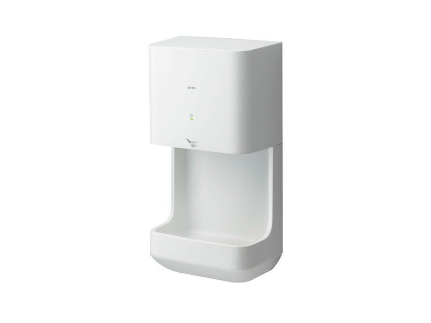 Automatic polypropylene Electric hand-dryer PUBLIC | Electric hand-dryer - TOTO