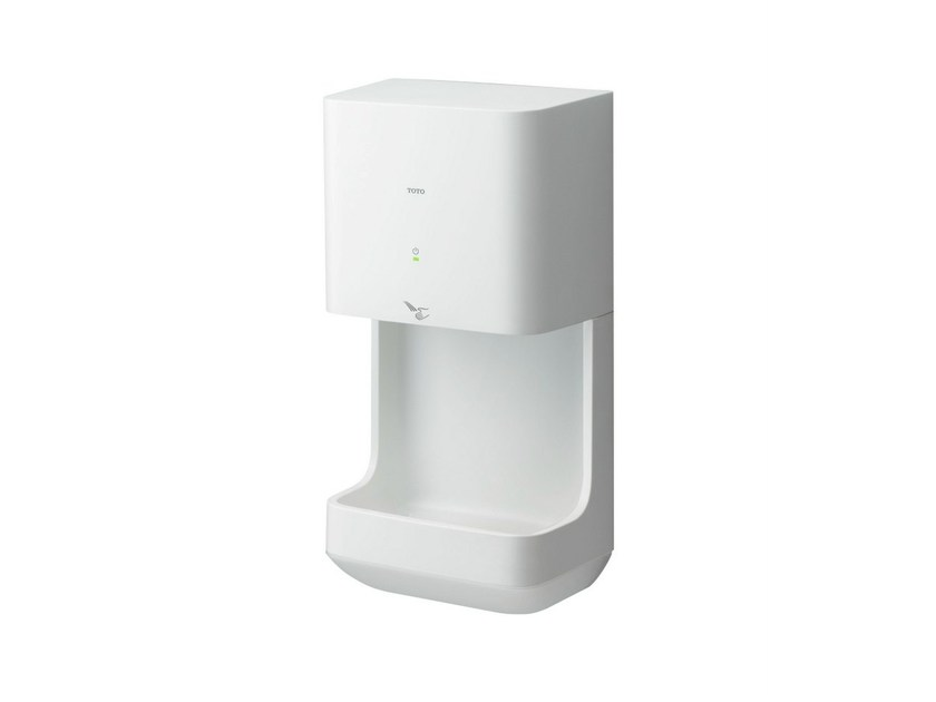 Automatic polypropylene Electric hand-dryer PUBLIC | Electric hand-dryer by TOTO