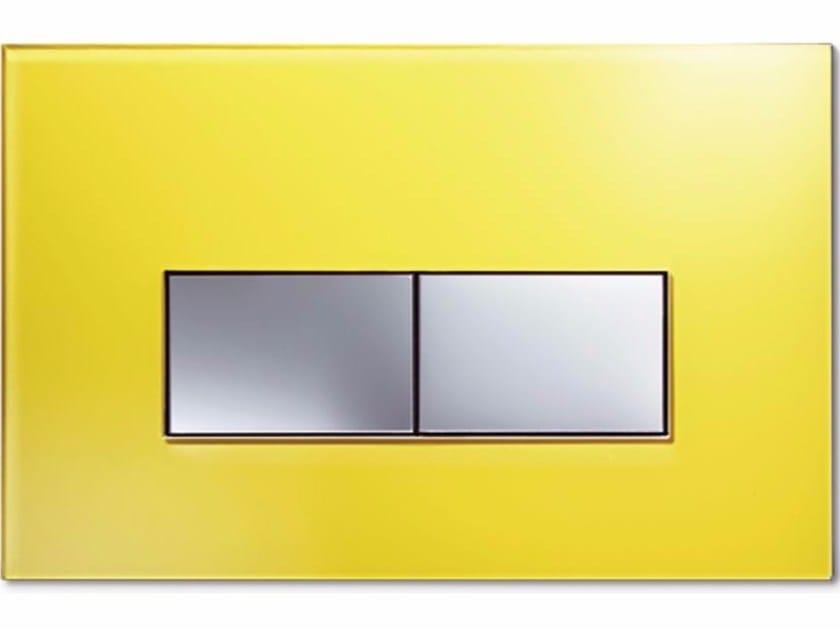 Flush plate PUCCI COLOURS - PUCCIPLAST