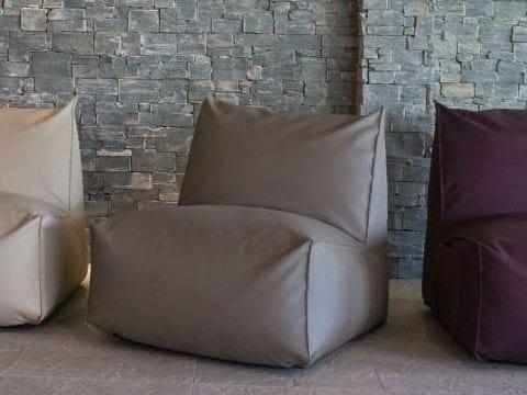 Puffone poltrona a sacco by gart art design group design for Poltrona sacco prezzi