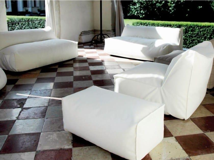 Fabric small sofa PUFFONE | Small sofa - GART Art & Design Group