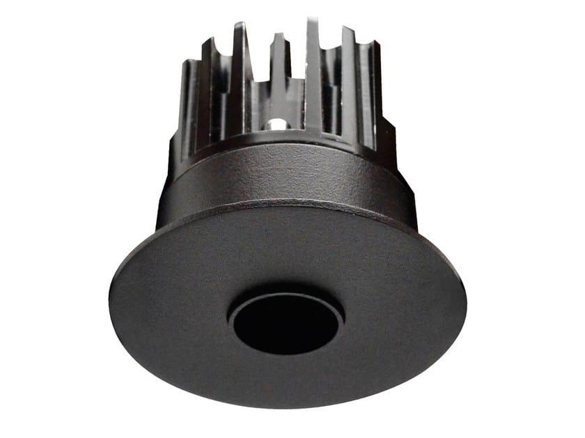 Faretto a LED rotondo in alluminio da incasso PUK by LED BCN