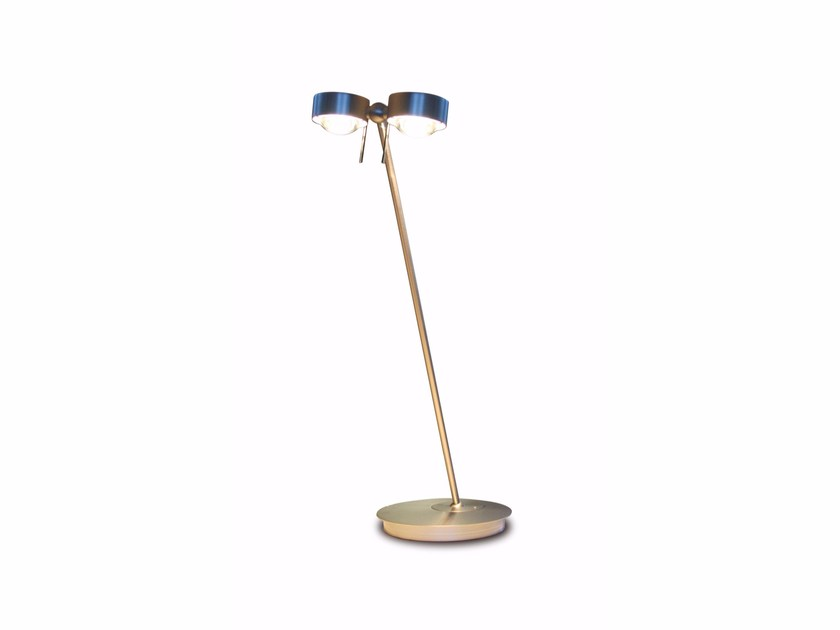Adjustable metal table lamp PUK TABLE TWIN - Top Light