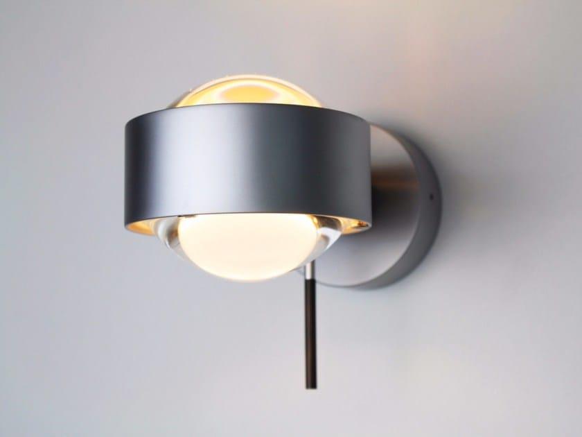 Adjustable metal wall light PUK WALL + by Top Light