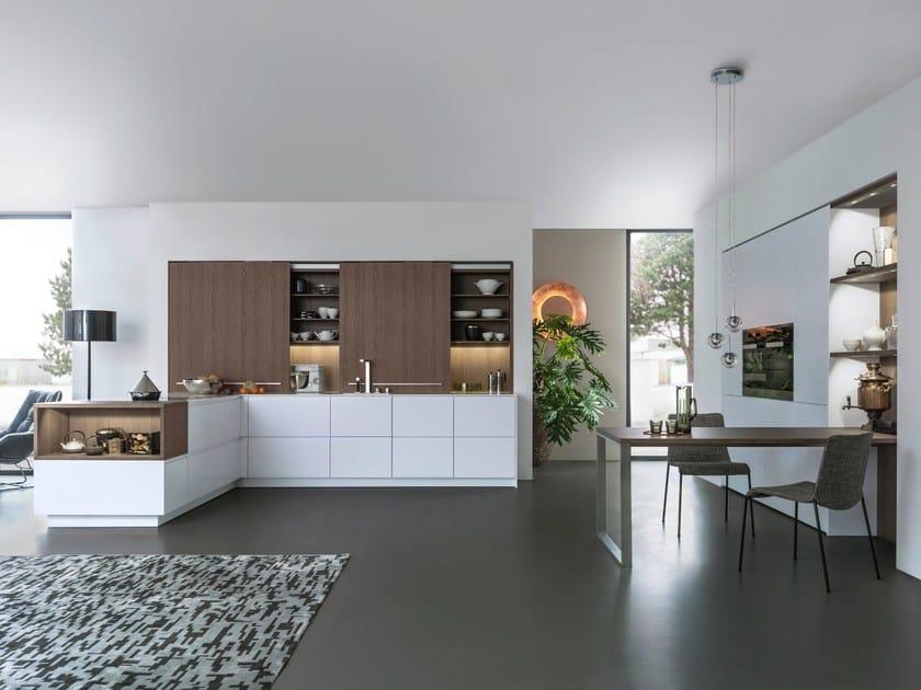Kitchen PUR-FS | TOPOS - LEICHT Küchen
